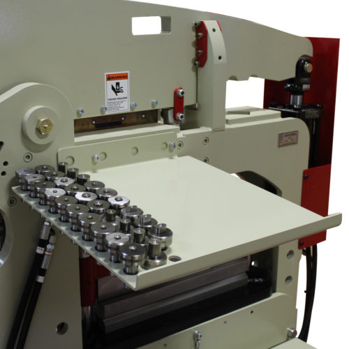 drop table punch rack